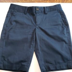 Banana Republic Midnight Blue Shorts